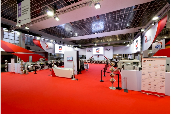 OMET to present a new printing line at Labelexpo Europe 2019