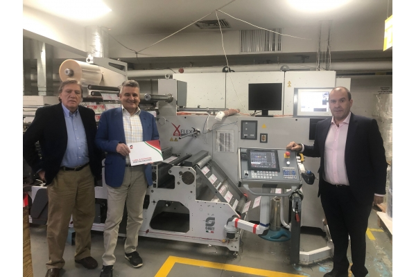 OMET has appointed Manroland Latina as its agent in Mexico