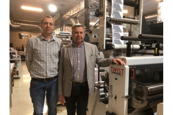 """Druk-ker, Hungary: """"Our vision is the added value of partnerships: we found it with OMET"""""""