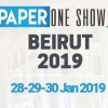 PAPER ONE SHOW 2019