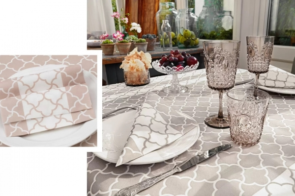Printed napkins become a means of communication: Boccato speaks to OMET TV